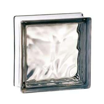 Luksfer pustak szklany 198 Grey Flemish E 60 EI 15 Satynowany La Rochere