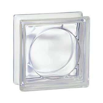 Luksfer pustak szklany 198 Omega E 60 EI 15 La Rochere