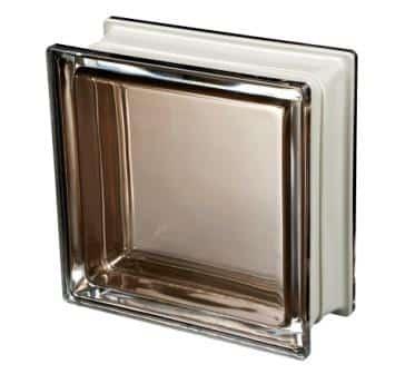 Pustak szklany luksfer Q19 Agata T Met Seves Design