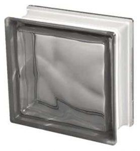 Pustak szklany luksfer 1919/8 Wave Grey E 60 Seves Basic