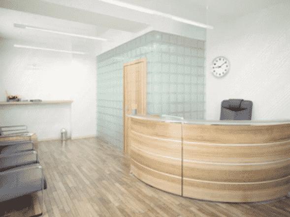 Siedziba firmy Glasspol.pl pustaki szklane luksfery