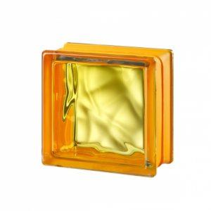 Mini Vegan Yellow pustak szklany luksfer
