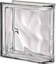 Ter Lineare Neutro O Met pustak szklany luksfer
