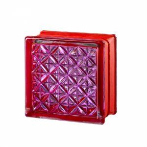 Mini Romantic Pink pustak szklany luksfer