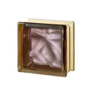 Mini Very Natural Bronze pustak szklany luksfer