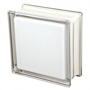 Q19 Mendini White 100% pustak szklany luksfer