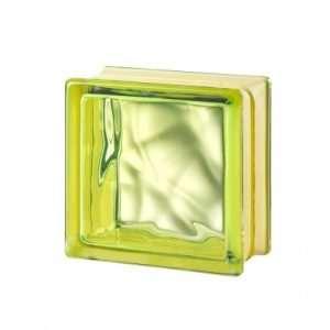 Mini Very Natural Green pustak szklany luksfer