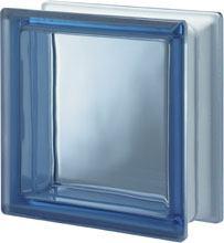 Q 19 Blue T pustak szklany luksfer