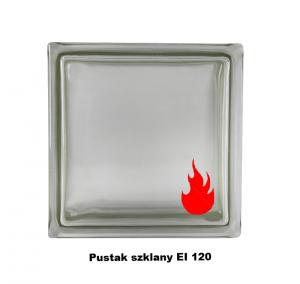 Pustak szklany EI 120