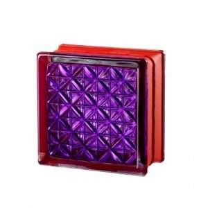 Mini Romantic Violet pustak szklany luksfer