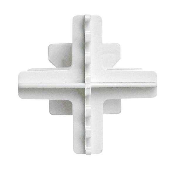 Krzyżyk montażowy 2 mm 25 szt. do pustaków szklanych luksferów