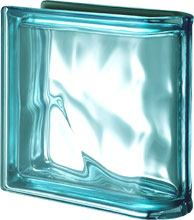Ter Lineare Aquamarina O Met pustak szklany luksfer