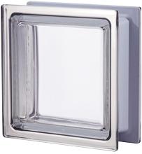 Q33 Neutro T Met pustak szklany luksfer 33 x 33 x 12 cm