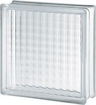 3030/10 Cross Large pustak szklany luksfer