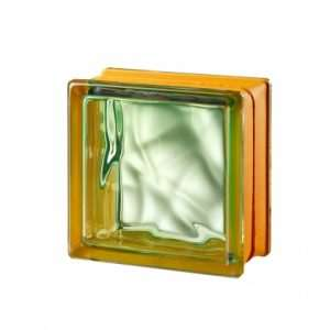 Mini Vegan Green pustak szklany luksfer