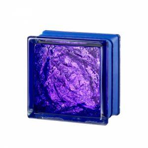 Mini Sophisticated Violet pustak szklany luksfer