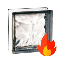 198 Grey Flemish EI15 E60 pustak szklany luksfer 19x19x8