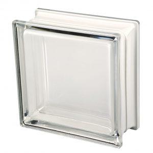 Q19 Mendini White 30% pustak szklany luksfer