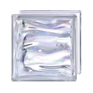 Agua BQ19 Perla Blanco pustak szklany luksfer