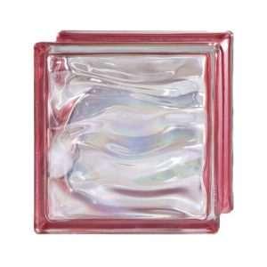 Agua BQ19 Perla Rojo pustak szklany luksfer