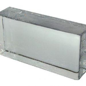 Cegła szklana Crystal Collection Clear 20 x 10 x 5