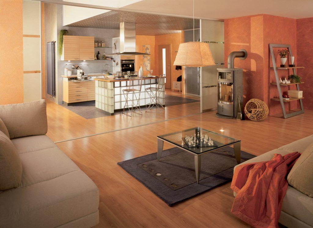 luksfery do kuchni glasspol, luksfery aranżacje, luksfery inspiracje, źródło obrazu/SEVES GLASS BLOCK